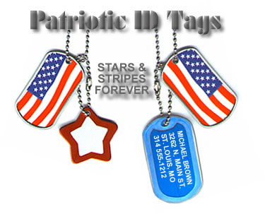 A Custom Dog Tag Design For Everyone